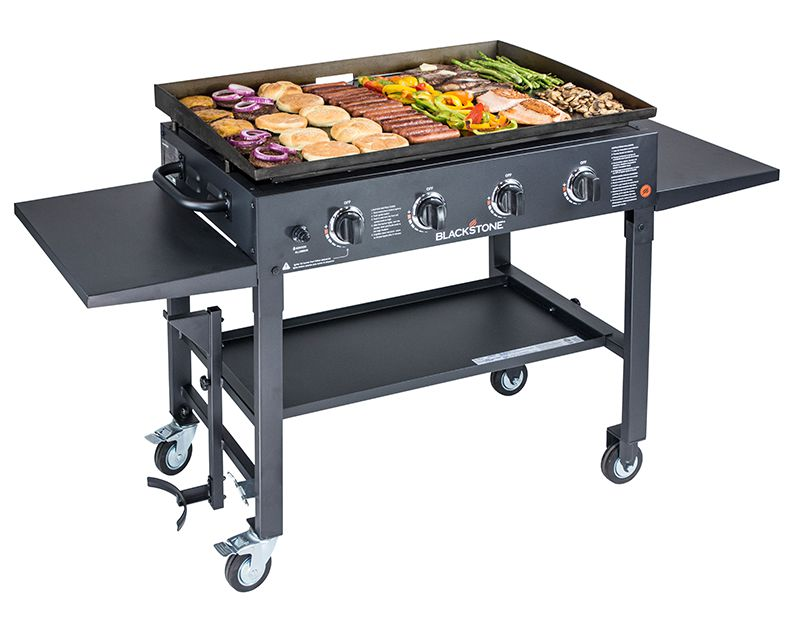 Get Cooking With Blackstone Griddles From J Amp N Feed J