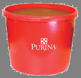 purina mineral tub no white