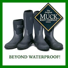 muck waterproof boots