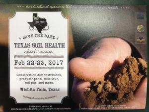 Texas Soil Health